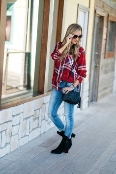 The Ultimate Plaid Shirt Is Back!