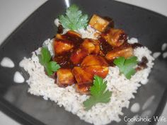 Cookaholic Wife: Bourbon Chicken