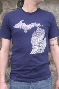 Pure Michigan Tee Shirt