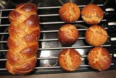 Crónicas Gastronómicas: ACEMAS (o pan dulce venezolano)