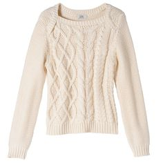 Sweet soft Irish pullover by Gerard Darel. #spring #fashion