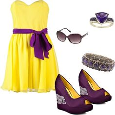 LSU game day outfit