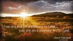 you are the journey with God quotes positive quotes sunset beautiful nature god religious quotes faith religion religious quote