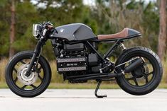 BMW K100RS Cafe Racer by Hageman Motorcycles - Photos by Erick Runyon #motorcycles #caferacer #motos | caferacerpasion.com