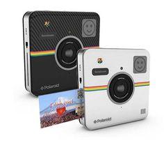 Polaroid Social Matic, un gadget que es va presentar a l'última edició del CES (Consumer Electronics Show) de Las Vegas. #polaroid #andorid