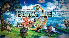 Fantasy Life : un jeu addictif dont l'effet s'estompe #JeuVideo #3DS #RPG #Simulation