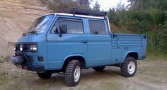 Vw Bus T2, Volkswagen Bus, Vw Camper, Vw Syncro, Hot Cars, Cars And Motorcycles, Nerdy, Jeep, Wheels