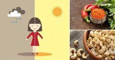 5 alimentos que son antidepresivos naturales