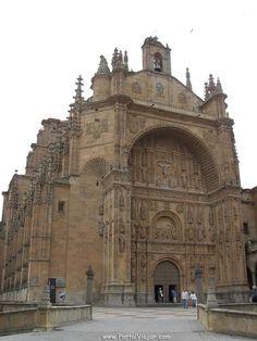 Convento de San Esteban, Salamanca.