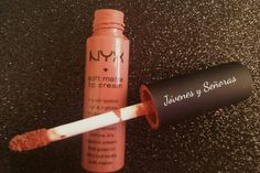 Nyx lip cream London
