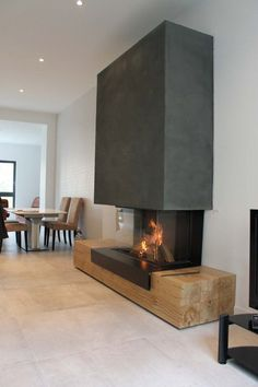 Latest No Cost easy Fireplace Remodel Thoughts Home Fireplace, Fireplace Remodel, Modern Fireplace, Living Room With Fireplace, Fireplace Design, Living Room Modern, Home Living Room, Living Room Designs, Home Remodeling