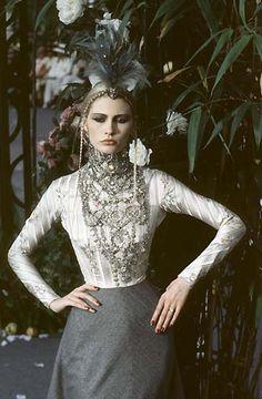 Christian Dior Haute Couture Autumn 1997