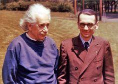 Kurt Gödel, una mente increíble.   Matemolivares