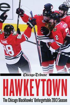 chicago blackhawks | Hawkeytown, The Chicago Blackhawks' Unforgettable 2013 Season