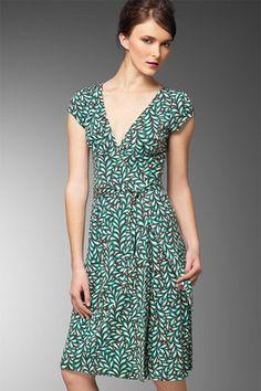 DVF Kye Wrap Dress