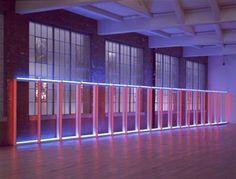 Dan Flavin, untitled, 1970. Installation at Dia:Beacon, Beacon, NY. Dia Art Foundation. Photo: Bill Jacobson.