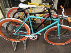 Cheetah bikes in de Keizerstraat