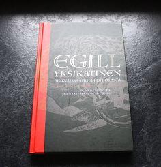 Lasituvan Miniatyyrit - Lasitupa Miniatures: Katin kirjanurkka - Egill Yksikätinen