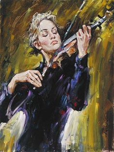 This is one of the classical work from Atroshenko Andrew.Andrew Atroshenko was born in 1965 in the city of Pokrovsk, Russia. Accepted as a gifted child in 1977 into the Children's Art School, Andrew graduated with honors in 1981.