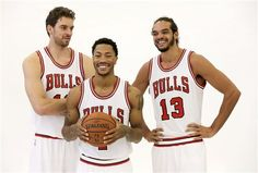 Bulls fans hope this new trio will lead them to an NBA Championship #NBA #Bulls