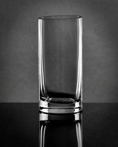 "1.5"" x 4"" clear cylinder vase"