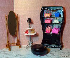 Barbie my scene Shopping Set