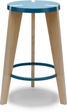 Modern Furniture : Icone Stool by Ashkan Heydari for Bolia