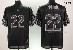 http://www.xjersey.com/bears-22-forte-black-jerseys.html Only$34.00 BEARS 22 FORTE BLACK JERSEYS Free Shipping!