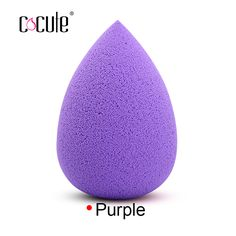 2016 1pc Makeup Foundation Sponge Cosmetic puff Blender Blending Puff Flawless Powder Smooth Beauty Cosmetic make up sponge