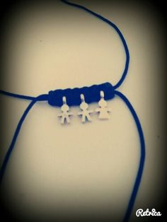 Handmade beacklace with baby!