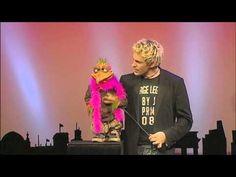 Sascha Grammel mit Frederic - Hetz mich nicht! - YouTube