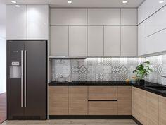 Kitchen Sets, Home Decor Kitchen, Kitchen Furniture, Home Kitchens, Kitchen Design Open, Kitchen Cabinet Design, Interior Design Kitchen, Modern Kitchen Interiors, Modern Kitchen Cabinets