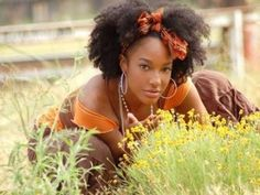 Black People With Natural Hair | Natural Short Hairstyles For Black Women Hair