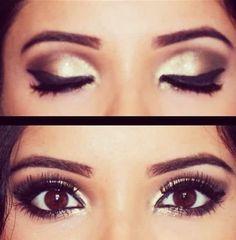 10 maquillages pour les yeux marrons ! 4
