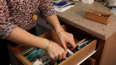 One Minute Tip: Embrace Your Junk (Drawer!)