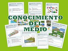 Conocimiento del medio:                                       Sociales y Naturales para Tercero                                       de Primaria (Niños y niñas de 8-9                                       años) #conocimientodelmedio Fichas                                       gratis para descargar