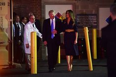 WASHINGTON DC -  President Donald Trump made an evening visit to the hospital where a US congressman who was critically wounded Wednesday at baseball practice is receiving treatment.  Trump arrived around 8:45 p.m. ET for the surprise visit to Medstar Washington Medical Center, where Rep. Steve Scalise, the number three House Republican, underwent surgery earlier Wednesday for wounds sustained in the shooting, which took place outside Washington.