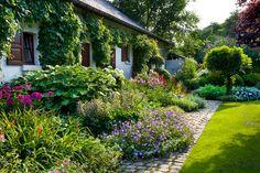 58 besten front yard inspiration bilder auf pinterest for Vorgarten inspirationen