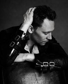 Tom Hiddleston - Flaunt April issue, photographed by Jason Hetherington.