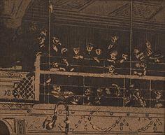 Noctes Ambrosianae by Walter Richard Sickert - print