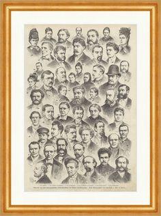 Photograph. Verbrecheralbum der berliner Criminalpolizei Adler Holzstich E 12264 | eBay