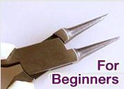 New to jewelry making? Discover basic jewelry making techniques and simple jewelry making designs .