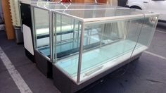 Display cabinets $40.00 each