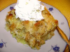 Cajun Delights: Pina Colada Bread Pudding + A Fab Cajun Dinner + More Bayou Blues
