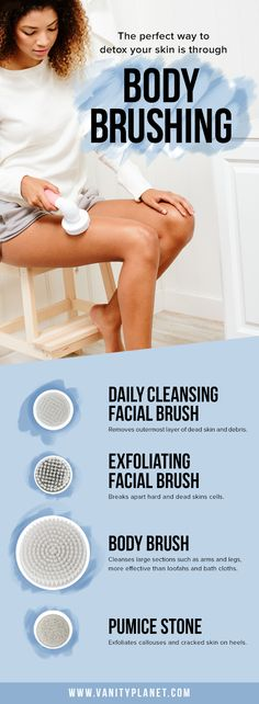 I have these exfoliating brushes. The benefits include exfoliating your skin and reducing pore size for a more radiant and healthy-looking you. Shop Now! Skin Tips, Skin Care Tips, Spin For Perfect Skin, Baking Soda Shampoo, Facial Cleansing Brush, Body Brushing, Cracked Skin, Unwanted Hair, Hair Shampoo