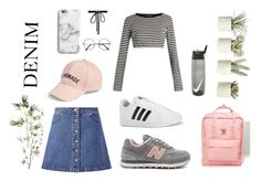 casual by divyabathla on Polyvore featuring Dolce&Gabbana, Miss Selfridge, New Balance, adidas, Fjällräven, Joomi Lim, Amici Accessories, Harper & Blake, Allstate Floral and Pier 1 Imports