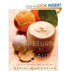 Finally, a natual skin care book that offers some real club recipes for soaps, toners and masks. http://www.amazon.com/dp/1439126062/ref=nosim?tag=x8-20