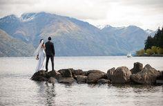 Luke & Erica's Queenstown Wedding - Rich Bayley Photography