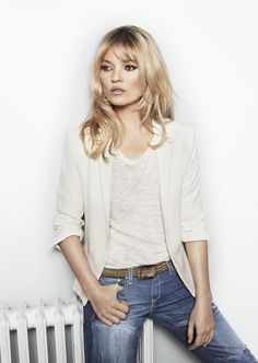 Kate Moss for Mango Spring 2012