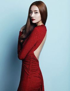 Han Chae Young - Harper's Bazaar
